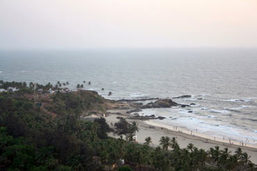Chapora, Goa