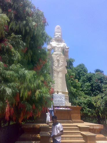 Kelaniya Temple, Colombo, Sri Lanka