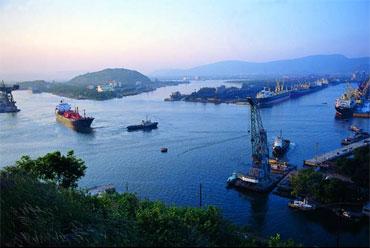 Vizag Port, Andhra Pradesh