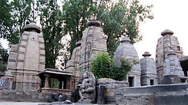 Baijanath Temple, Uttarakhand