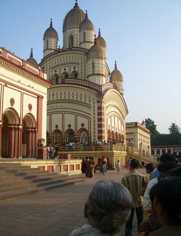 Dakshineshwar Kaali temple, Kolkata