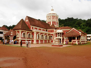 Shantadurga Temple, Goa