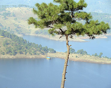 Barapani, Meghalaya