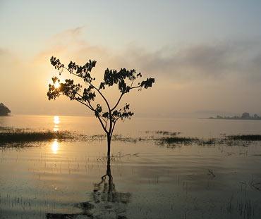 River Kabini, Karnataka