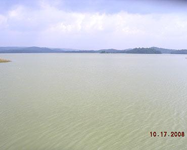 Lakkavaram lake, Andhra Pradesh