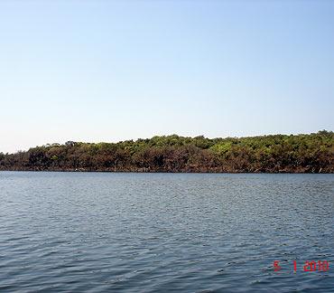 Venna lake, Maharashtra