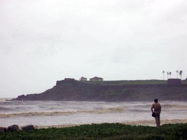 Bekal Fort, Kerala