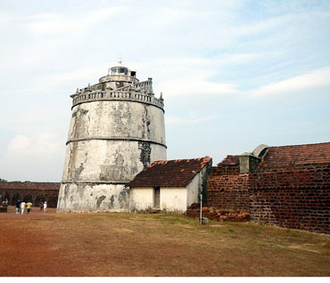 Fort Aguada , Goa