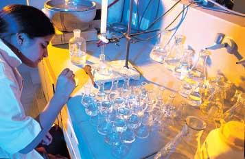 Medical lab technology