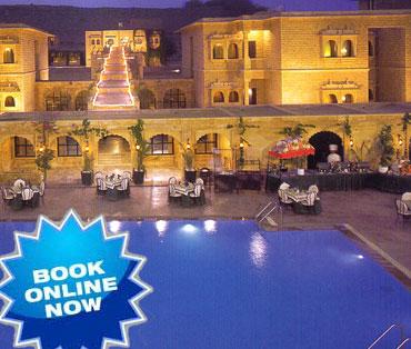Gorbandh Palace Hotel, Jaisalmer, Rajasthan