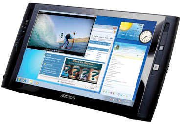 Archos 9 PC tablet