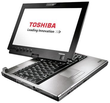 Toshiba Portege M780 Tablet PC