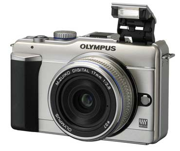 Olympus Pen EPL-1 camera
