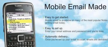 Explained: How you get e-mails on your mobiles