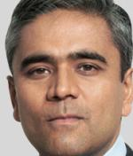 Anshu Jain of Deutsche Bank