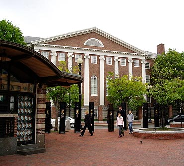 Harvard University is one of the places where Nikhil plans to pursue his education