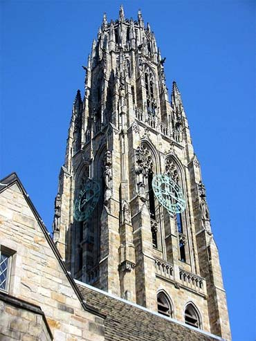 Harkness Tower, Yale University