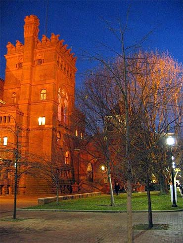 Fisher Fine Arts Library, University of Pennsylvania