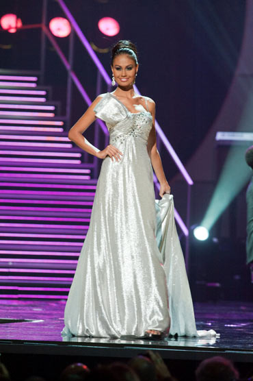 PIX: Miss Universe 2010, winners and finalists - Rediff Getahead