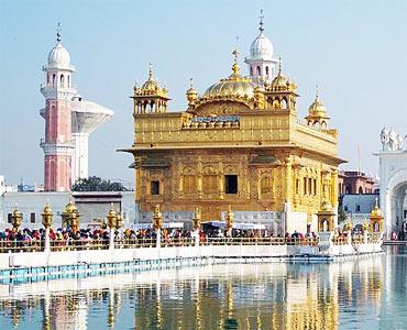 Harmandir Sahib, Amritsar, Punjab