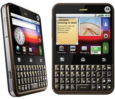 Motorola Android Charm