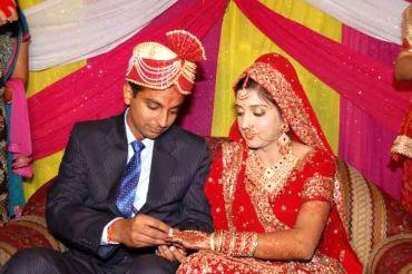 Saurabh and Mamta Sood