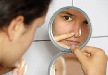 8. Acne/Pimples