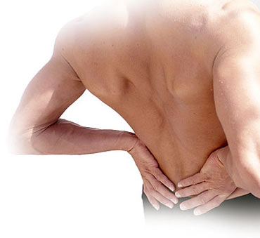 Ignoring aches and pains
