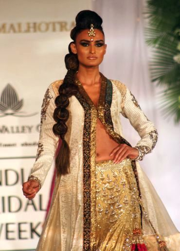 An ethnic jacket by Manish Malhotra