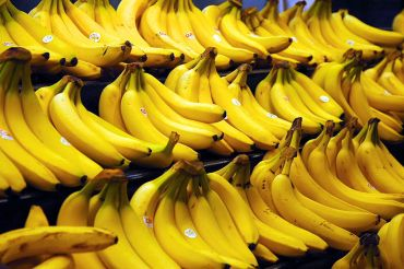 Magnesium in bananas may protect your body from the brunt of a headache by relaxing blood vessels