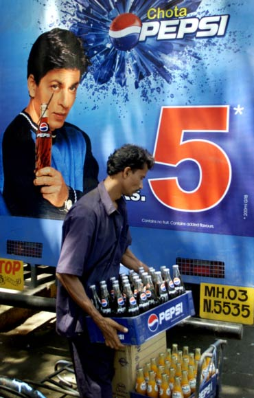 India had pepsies long before Pepsi came along