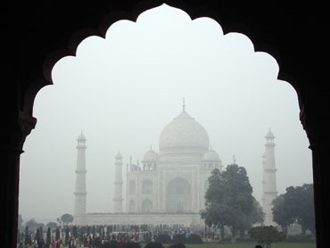The epitome of Love - Taj Mahal, Agra
