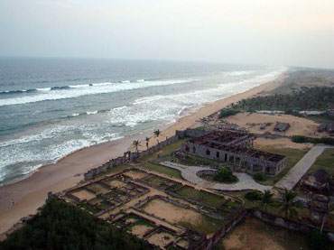 Gopalpur-on-Sea, Orissa