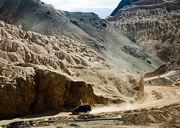 Moonland, Ladakh