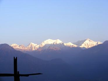 Mt Kanchenjunga, Sikkim