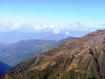 The Silk Route, Sikkim