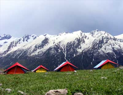 Tosh valley, Himachal Pradesh