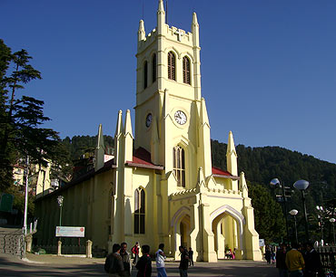 Christ Church, Shimla