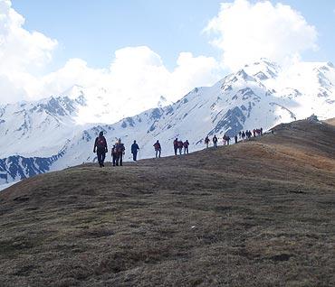Sar Pass, Himachal Pradesh
