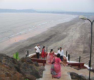 Bhatye Beach, Maharashtra