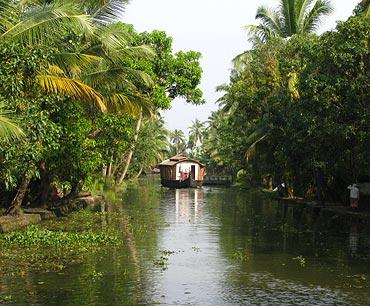 Alleppy, Kerala