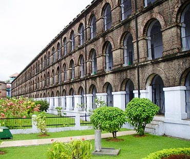Cellular Jail, Andamans