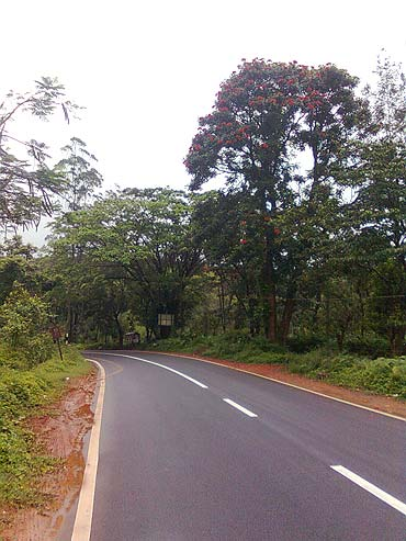 Lakkidi, Kerala