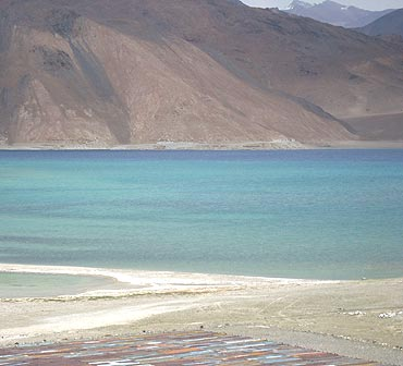 Pangong Lake, Ladakh