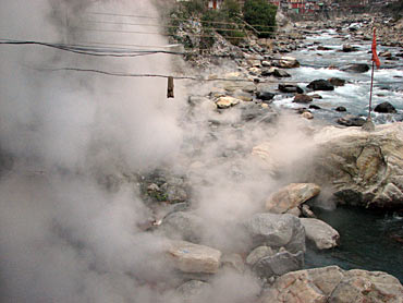 Manikaran, Manali