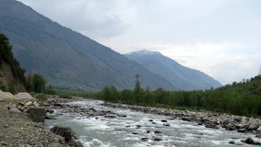 River Beas, Himachal Pradesh