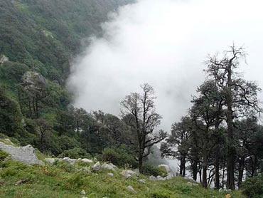 Triund, McleodGanj, Himachal Pradesh