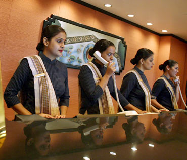 Careers In Hospitality At The Front Desk Rediff Getahead