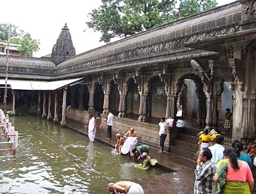 Trimbakeshwar is one of the twelve jyotirlingas