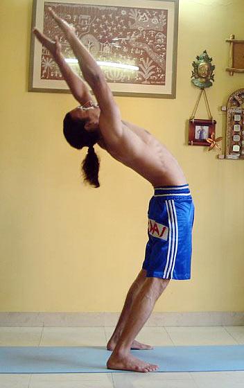 Back bend